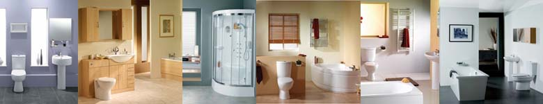 Bathroom showroom Botley near Southampston Hampshire
